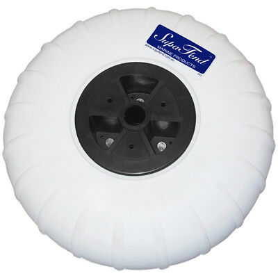 Supafend Dock Wheel Fender Replacement Wheel and Hub for Dock Wheel Fender