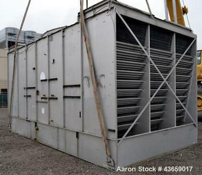 Used- Baltimore Aircoil Series 3000 Industial Single Cell Cooling Tower, Nominal
