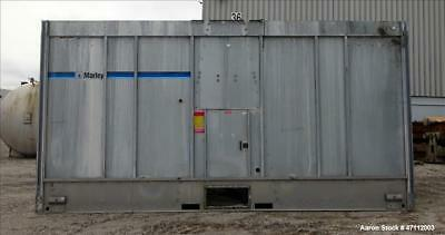 Used- Marley NC Class Single Cell Cooling Tower, Model NCA222CS. Approximate 650