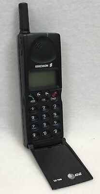 Vintage Collectible Cell Phone Ericsson lx700 att Flip Phone Fast Shipping