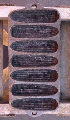 Vintage Wagner Ware Cast Iron Corn Stick Cornbread Pan Made In The Usa