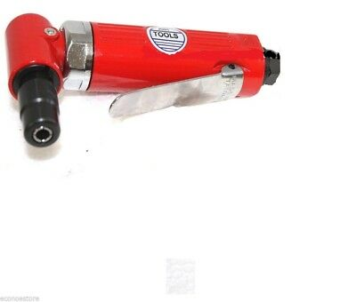 """1/4"""" Mini 90 Degree Right Angle Air Die Grinder 2000RPM Free Shipping"""