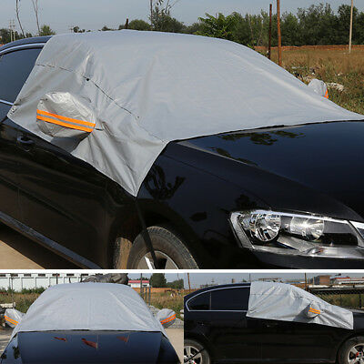 SUV MPV Car Windshield Cover Frost Snow Sun Shield Weather Protect Waterproof