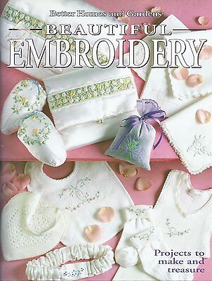 Gift Ideas - Beautiful Embroidery - Better Homes and Gardens