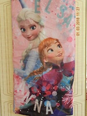 Disney Frozen Anna Elsa Schlafsack  Sleeping bag 70x140 NEU!