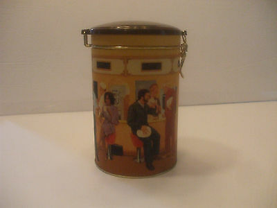 Collectable 1st Edition Tim Hortons Coffee Canister EMPTY Can