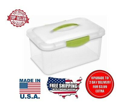 STERILITE MEDIUM SHOW Offs Plastic Storage Container Box1894 PACK