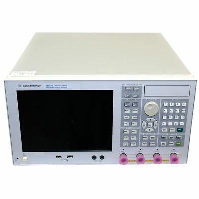 Keysight / Agilent E5071C 100kHz to 8.5GHz ENA RF Network Analyzer