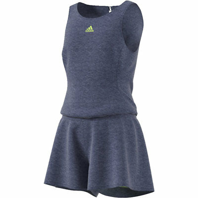 Adidas Girl's Melbourne Lightweight Breathable Tennis Jumpsuit