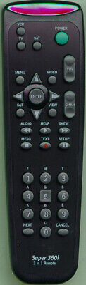 NEW SHAW DIRECT Economy Remote Starchoice GI 350i Works All Models and Guide