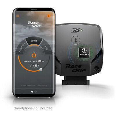 RaceChip RS App Tuning BMW X1 20d 177 HP/130 kW E84 2009-2015