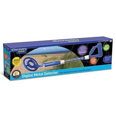 Discovery Channel Digital Metal Detector. Science Outdoor Child Educational Gift