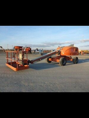 2004 JLG 400S 4x4 Diesel Manlift Boomlift w Skypower low hrs
