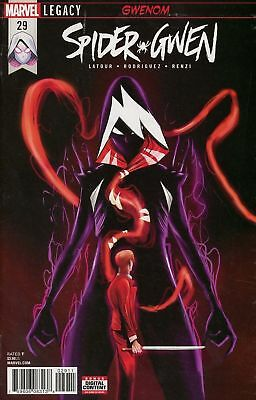 SPIDER-GWEN #29 LEGACY MARVEL COMICS NM In Hand Fast SHIPPING