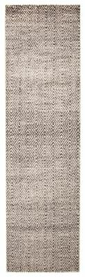 Hall Runner Rug Grey Hallway Runner Modern Area Mat Design 3 Meters Long Carpet