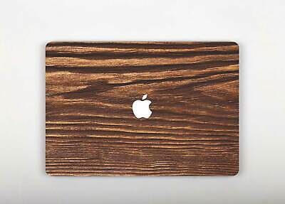 Sticker Decal Case For Macbook Pro 13 Apple Vinyl Cover Air 11 12  Retina Wooden