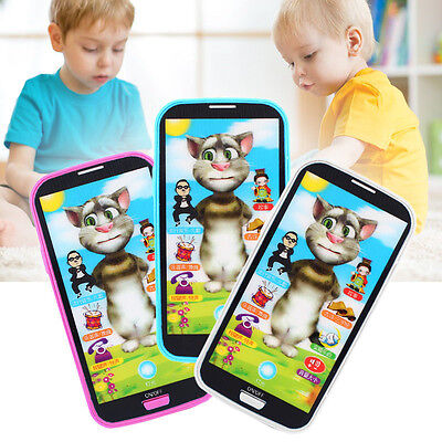 Kids Children Baby Simulator Music Phone Touch Screen Educational Learning Toy