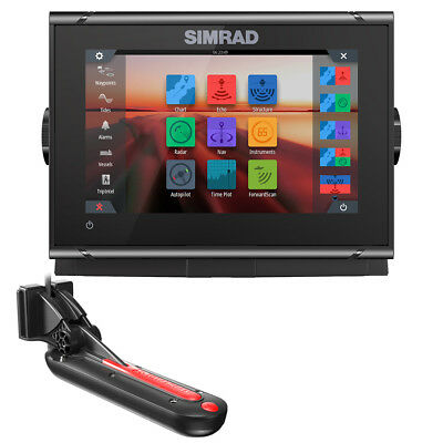Simrad Go7 Xsr Combo W/Totalscan Transducer  000-14077-001