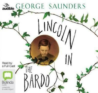 New - Lincoln In The Bardo - CD Set - ABC Shop