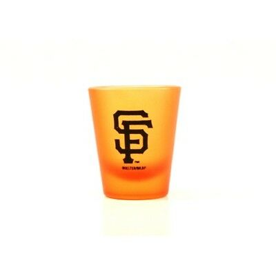 San Francisco Giants MLB Frosted Shot Glass