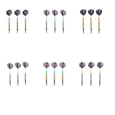 3Pcs 14g Professional Electronic Soft Tip Darts Set for Bar Home Party Club