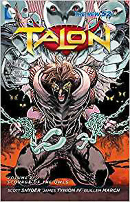 Talon Volume 1: Scourge of the Owls TP (The New 52), Snyder, Scott, New Book