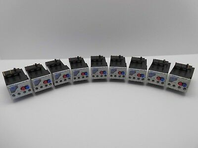 Chint Nr2 Thermal Overload Realy For Nc1 Contactor Stop/Reset Buttons