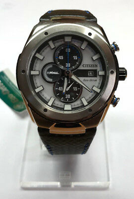 Citizen Herrenuhr  CA0157-01A Chronograph Eco-Drive Solar Datumsanzeige 44 mm