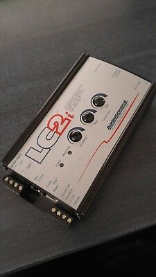 Audio Control Lc2I High To Low 2-Channel Line Output Converter With Accubass