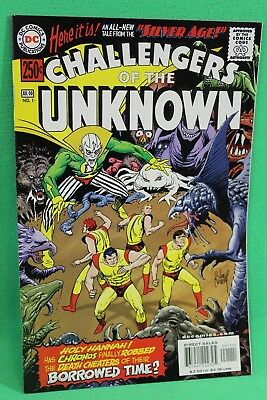 Tale From Silver Age Challengers of Unknown #1 DC Comics 2000 Reprint Comic VF