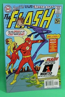 Tale From The Silver Age The Flash #1 DC Comics 2000 Reprint Comic VF