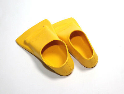 FINIS Training Fins Zoomers Gold, yellow, (US)M: 11.5-13, F: 12.5-14, 2.35.003.1