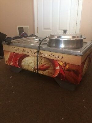Commercial Soup Food Warmer