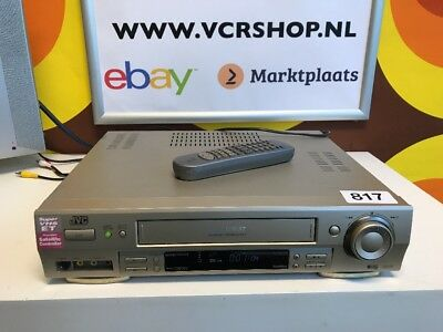 JVC HR-S7700 Super VHS ET Digital TBC/DNR + Remote