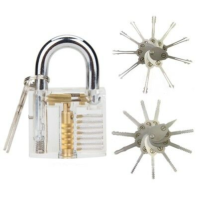 For Locksmith practice teaching tool & 20Psc Foldable Locksmith Equipment