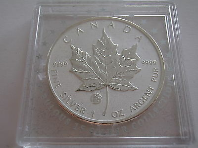Canada 5 Dollars 2012 privy mark f 15 Silver  Maple 1 oz Fabulous 15 collection