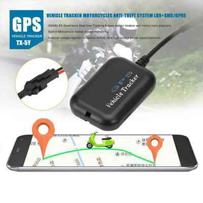 GSM GPRS Tracking SMS Real Time Car Vehicle Bike Motorcycle Monitor Tracker