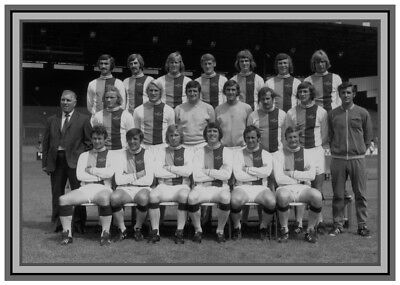 Collectors/Photograph/Print/Crystal Palace/Team/Photo/Squad/1972
