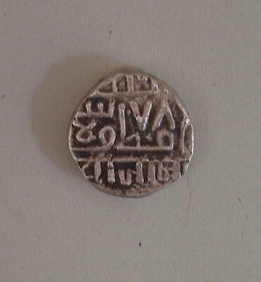 INDIA, NAWANAGAR STATE, Unkown Ruler, SILVER 1 KORI, pre 1850, 15mm, 4.7gr.