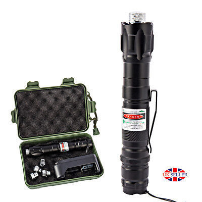 Laser Pointer Kits Professional 532nm 1mw Green Light Pen Lazer Beam Profession