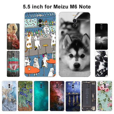 Soft TPU Silicone Case For Meizu M6 Note Protective Phone Back Cover Skins View