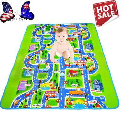 For Kid Play Toy Creeping Mat Children in Developing Carpet Baby In Foam Rug BU