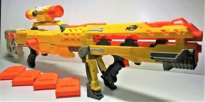 Nerf N Strike | Longshot Cs-6 | Sniper Rifle | Stock Toy Gun Blaster | Free Post
