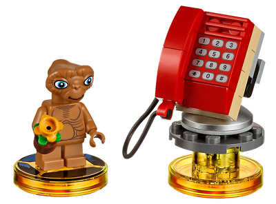 LEGO Dimensions E.T. the Extra Terrestrial Fun Pack 71258 - NEW and UNBOXED
