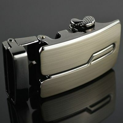 Waist Men's Strap Alloy Buckle Automatic Belt Waistband