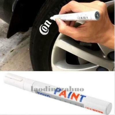 1PC Universal Waterproof Permanent Car Tire Tyre Rubber Tread Marker Paint Pen