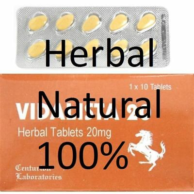 Herbal for Men afrodisiaco stimolante sessuale 20mg