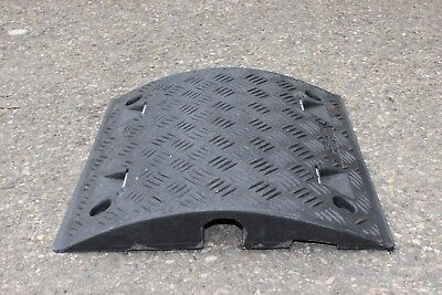 SR75 75mm 5-10mph 1*Black Mid-Section with Fixings