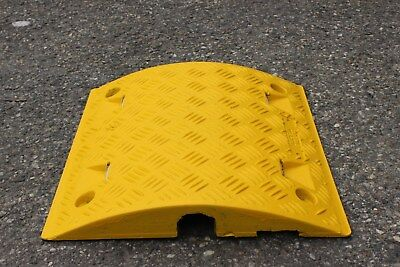SR75 75mm 5-10mph 1*Yellow Mid-Section with Fixings