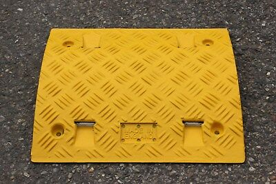SR50 50mm 10-20mph 1*Yellow Mid-Section with Fixings